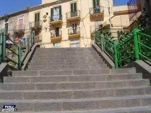 Scalinata Santa Barbara - Messina