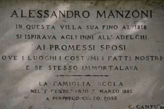 Renaud Camus - Alessandro Manzoni