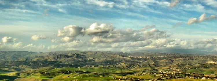 Caltanissetta - Il vallone