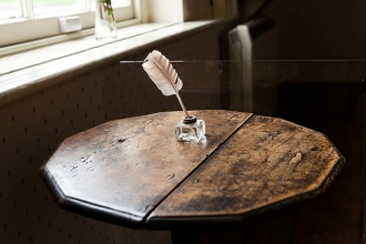 Holly Hayes - Jane Austen's Writing Desk MINI