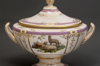 A tavola nei secoli - L'Ottocento