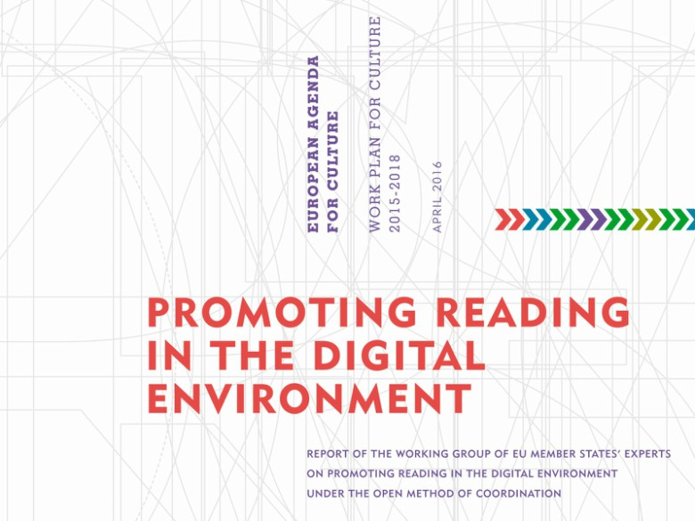 Promoting Reading in the Digital Environment | La lettura digitale in Europa