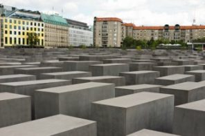 Peter Busse - Holocaust Memorial in Berlin