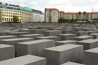 Peter Busse - Holocaust Memorial in Berlin