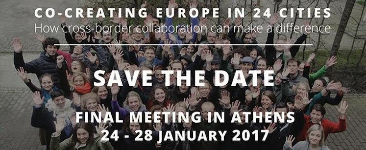 Co-Creating Europe