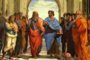 Scuola di Atene - Tra democrazia e bit