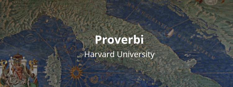 #Proverbi
