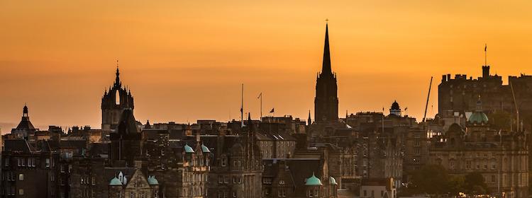 #Senso Università di Edimburgo