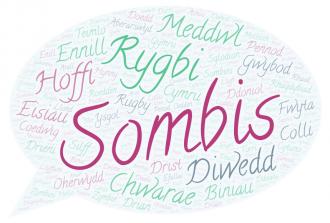 Sombis Rygbi Gomer Press