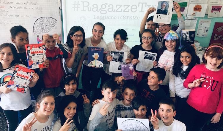 #RagazzeTw